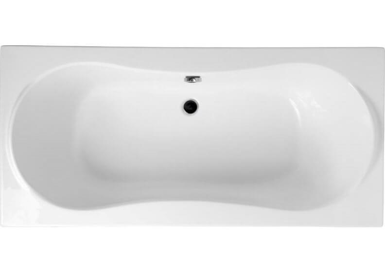 Ванна акриловая прямоугольная 180 x 80 см LONG