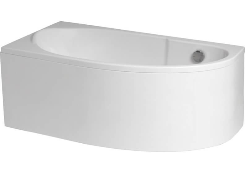 Панель для угловой ванны асимметричной 140 x 70 см универсальная MIKI