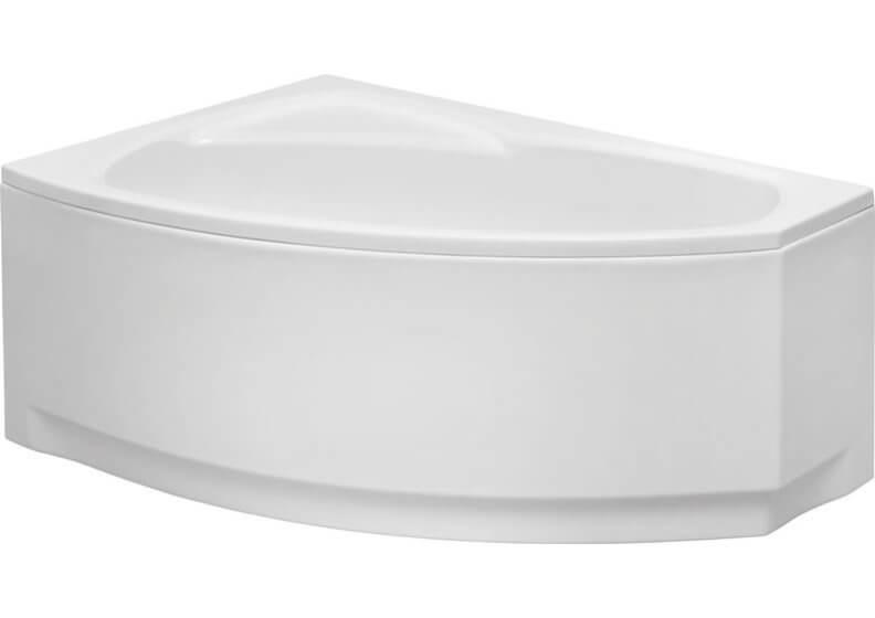 Панель для угловой ванны асимметричной 140 x 80 см левая FRIDA 1