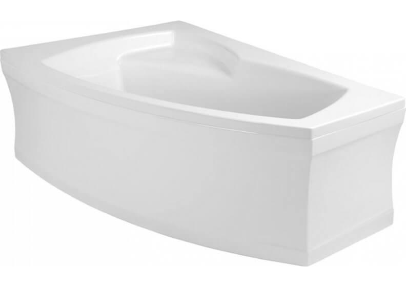 Панель для угловой ванны асимметричной 160 x 105 см универсальная FRIDA 2
