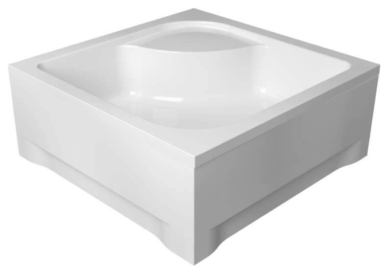 Панель для поддона квадратного 80 x 80 x 24 см TAKO