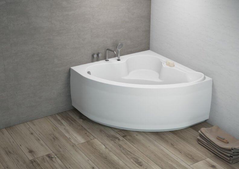 Ванна акриловая симметричная STANDARD 1