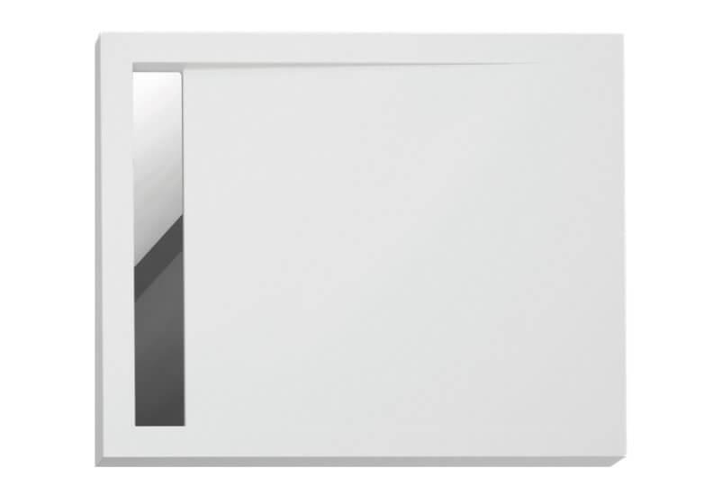 Поддон прямоугольный WEST NEW белый