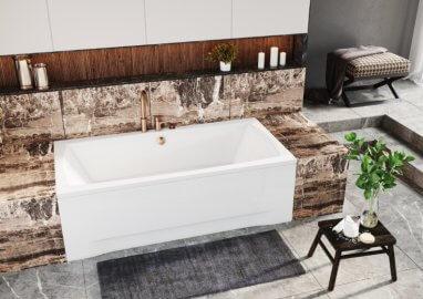 Ванна прямоугольная APRI 140 x 70 см