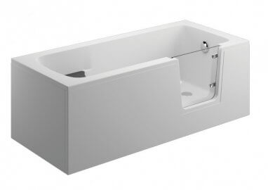 Панель для ванны AVO и VOVO -  боковая панель 58 см белая