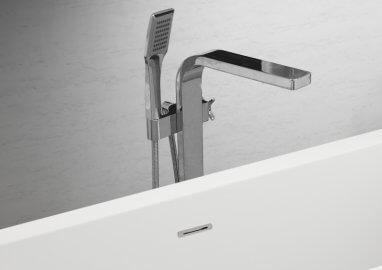 Смеситель для отдельностоящей ванны