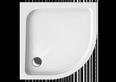 Поддон акриловый полукруглый низкий PAKO