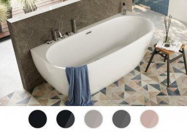 Отдельностоящая ванна RISA