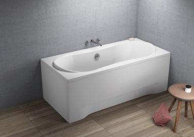 Ванна акриловая прямоугольная LONG