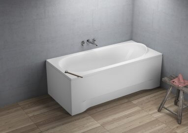 Ванна акриловая прямоугольная MEDIUM