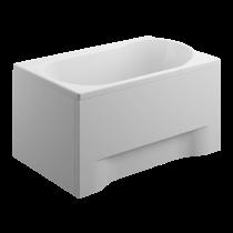 Панель акриловая для прямоугольной ванны - передняя панель 110 см выс. 51 см