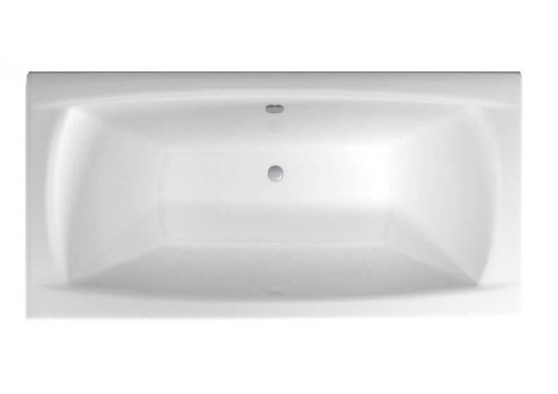 Ванна акриловая прямоугольная 150 x 70 см CAPRI NEW