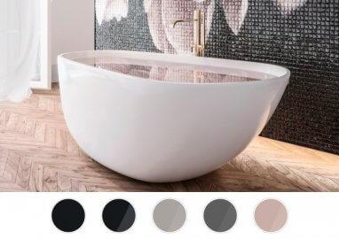 Отдельностоящая ванна SHILA 170 x 85 см