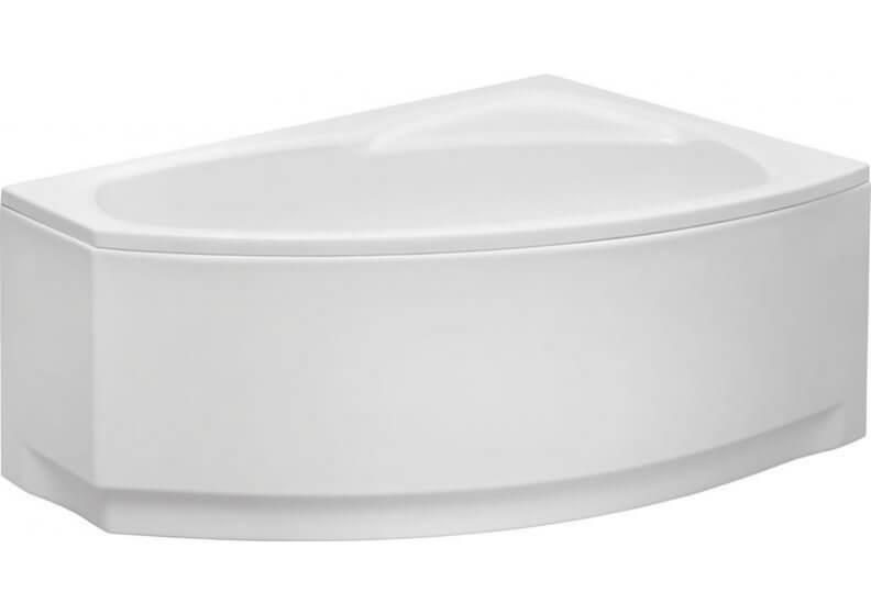 Панель для угловой ванны асимметричной140  140 x 80 см правая FRIDA 1